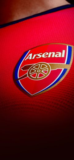 Iphone11papers Com Iphone11 Wallpaper Ai52 Arsenal Football England Soccer Sports Logo
