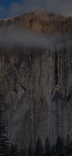 Iphone11papers Com Iphone11 Wallpaper Mg48 Os X Yosemite Dark Wallpaper Apple